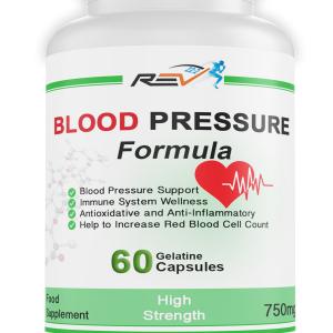 Blood Pressure Formula Black Seed, Bitter Leaf Moringa