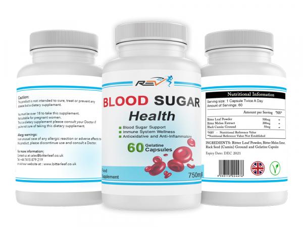 Blood sugar Health